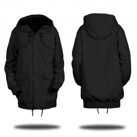 Soft Shell Jacket - Smolder