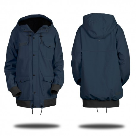 Soft Shell Jacket - Bermuda