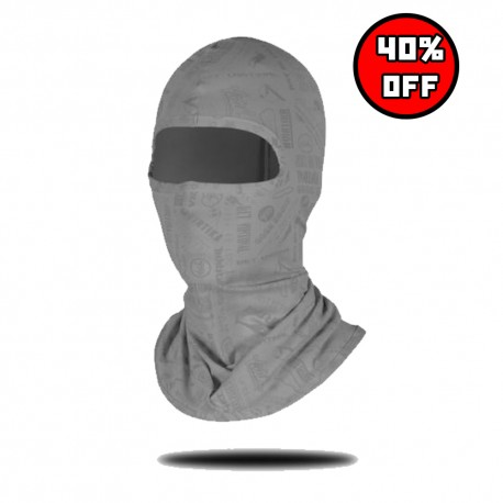 Balaclava - Gray Pattern