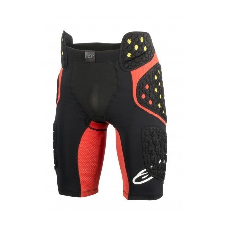 SHORT SEQUENCE PRO - BLACK RED