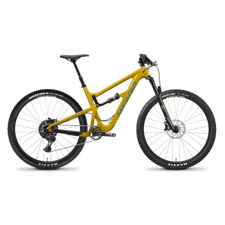 Santa Cruz Hightower 1 C 29 Mustard R-Kit - 2019