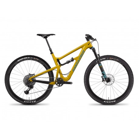 Santa Cruz Hightower 1 C 29 Mustard S-Kit - 2019