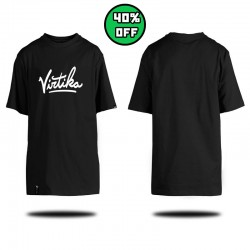 Throwback Tee - Black