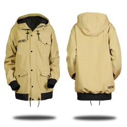 Soft Shell Jacket - Sahara