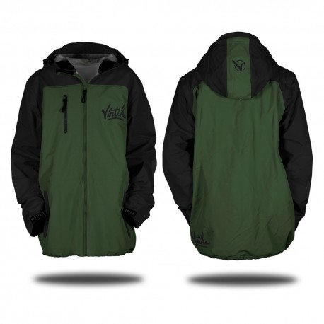 Vir-Tek Shell Jacket- Barrack