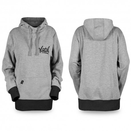 Women's Pullover - Heather Gray