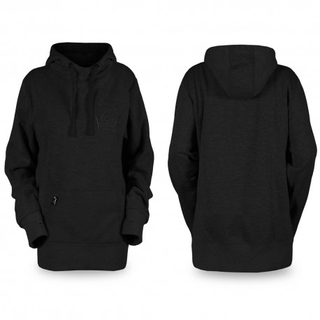 Women's Pullover - Ebony