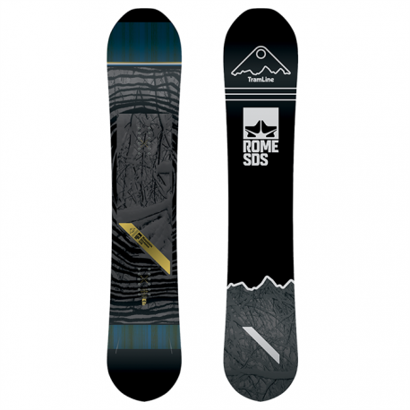 Rome - Mountain Division Snowboards