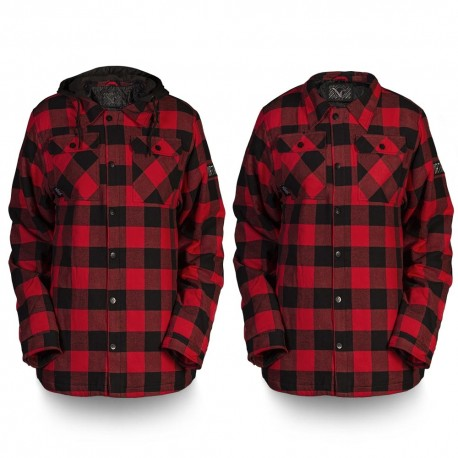 Insulated Flannel - Navy